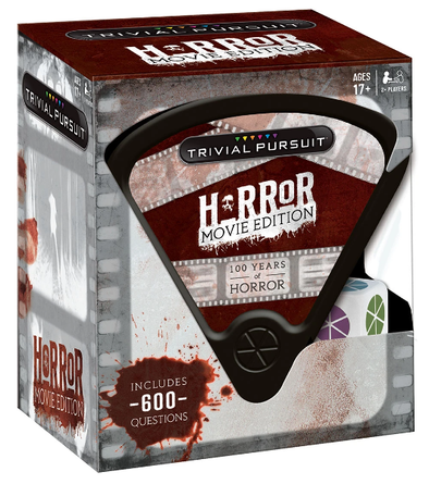 Trivial Pursuit - Horror Movie Edition available at 401 Games Canada