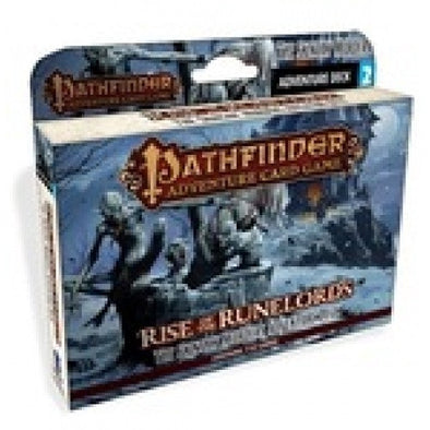Buy Pathfinder Adventure Card Game - Rise of the Runelords - The Skinsaw Murders Adventure Deck and more Great Board Games Products at 401 Games