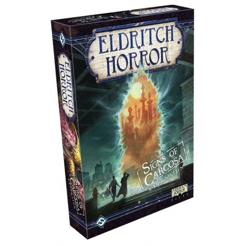 Eldritch Horror - Signs of Carcosa Expansion - 401 Games