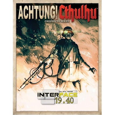 Buy Call of Cthulhu - Achtung! Interface 19.40 and more Great RPG Products at 401 Games