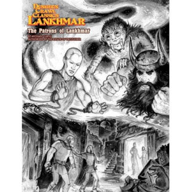 Dungeon Crawl Classics - Lankhmar: The Patrons of Lankhmar - 401 Games