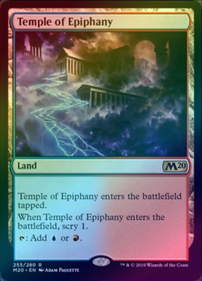 Temple of Epiphany (Foil) (M20) - 401 Games
