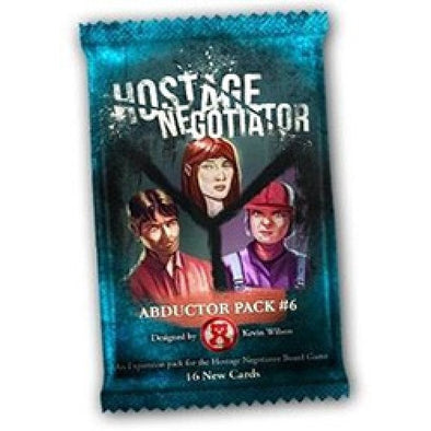 Hostage Negotiator - Abductor Pack #6 available at 401 Games Canada
