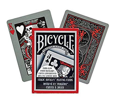 Bicycle  - Playing Cards - Tragic Royalty