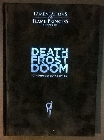 Lamentations of the Flame Princess - Death Frost Doom - 10th Anniversary Edition (Pre-Order)