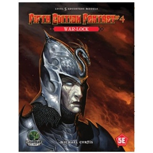 Dungeons and Dragons - 5th Edition - Fifth Edition Fantasy #04: War-Lock available at 401 Games Canada