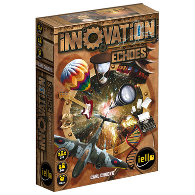 Innovation Second Edition - Echoes available at 401 Games Canada