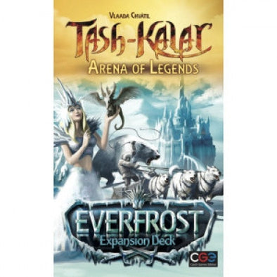 Tash-Kalar Arena Of Legends - Everfrost - 401 Games