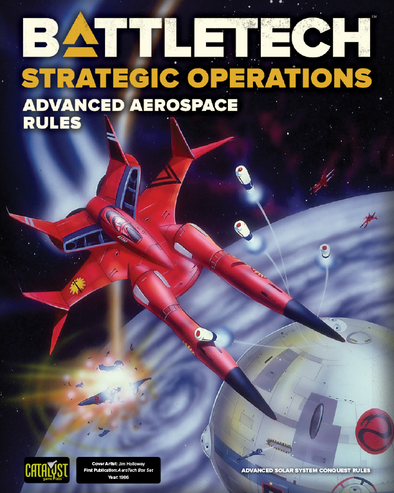 Battletech - Strategic Operations - Advanced Aerospace Rules (Pre-Order) available at 401 Games Canada