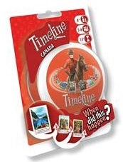 Buy Timeline - Canada and more Great Board Games Products at 401 Games