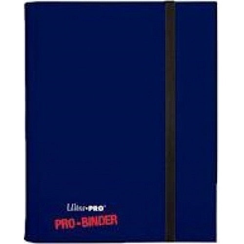 Buy Ultra Pro - Binder 9 Pocket - Sideloading - Navy Blue and more Great Sleeves & Supplies Products at 401 Games