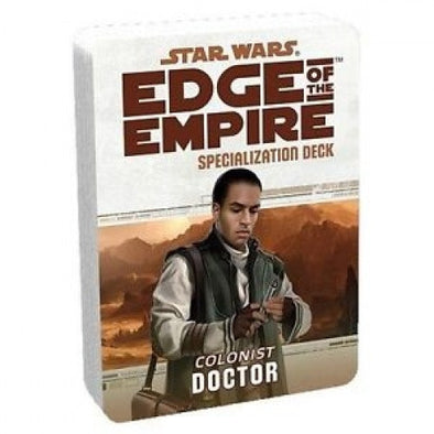 Buy Star Wars: Edge of the Empire - Specialization Deck - Colonist Doctor and more Great RPG Products at 401 Games