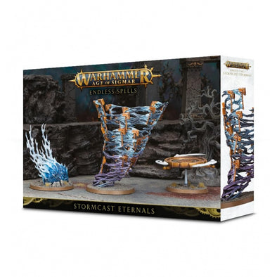 Warhammer - Age of Sigmar - Endless Spells: Stormcast Eternals available at 401 Games Canada