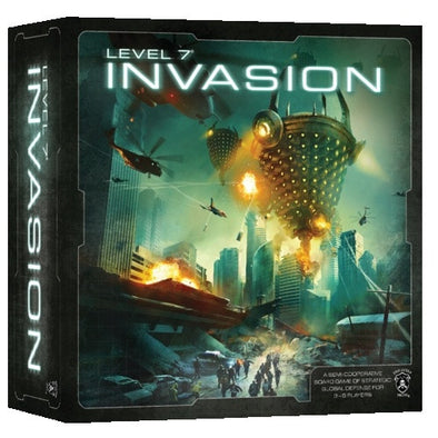 Level 7 - Invasion - 401 Games