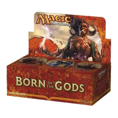 MTG - Born of the Gods - Korean Booster Box - 401 Games