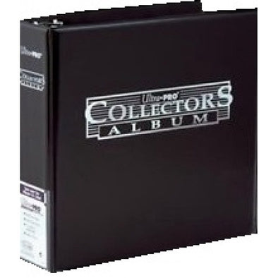 "Ultra Pro - Collectors Album - 3 Black"" - 401 Games"