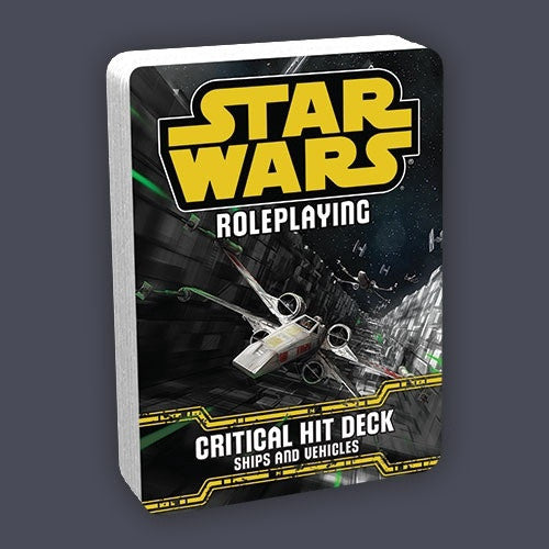 Star Wars - Critical Hit Deck available at 401 Games Canada