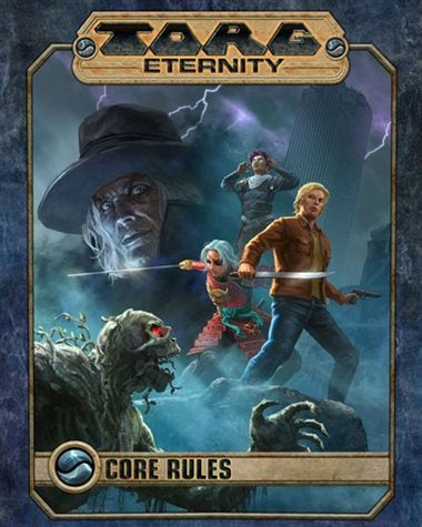 Torg Eternity - Core Rules[Hard Cover] - 401 Games