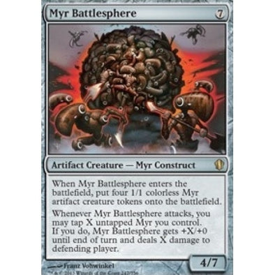 Myr Battlesphere (C13) available at 401 Games Canada