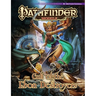 Buy Pathfinder - Module - Cult of the Ebon Destroyers and more Great RPG Products at 401 Games