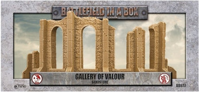 Battlefield in a Box - Sandstone - Gallery of Valour available at 401 Games Canada