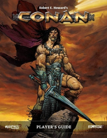 Buy Conan: Players Guide and more Great RPG Products at 401 Games