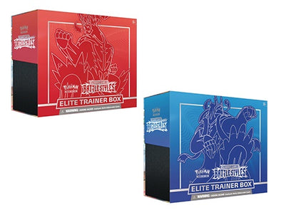 Pokemon - Battle Styles - Elite Trainer Box - Bundle of 2 (Pre-Order March 19th, 2021) available at 401 Games Canada