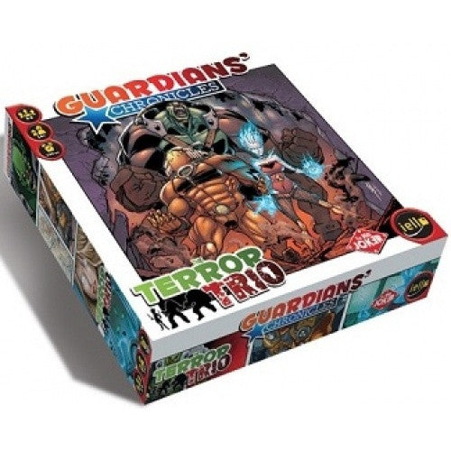 Guardians' Chronicles: The Terror Trio (no restock) - 401 Games