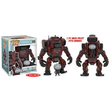 Pop! & Buddy - Titanfall 2 - Sarah and MOB-1316 - 401 Games