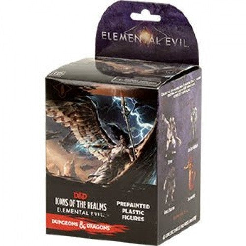 Dungeons and Dragons Minis - Icons of the Realms - Elemental Evil Booster Pack - 401 Games