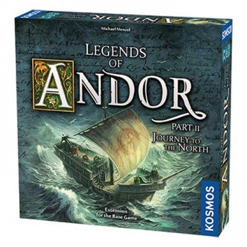 Legends of Andor - Journey to the North Expansion - 401 Games