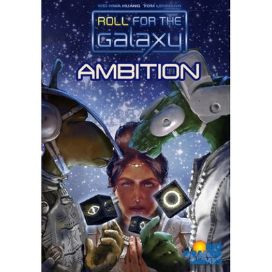 Roll For The Galaxy - Ambition - 401 Games