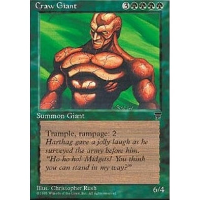 Craw Giant (CHR) available at 401 Games Canada
