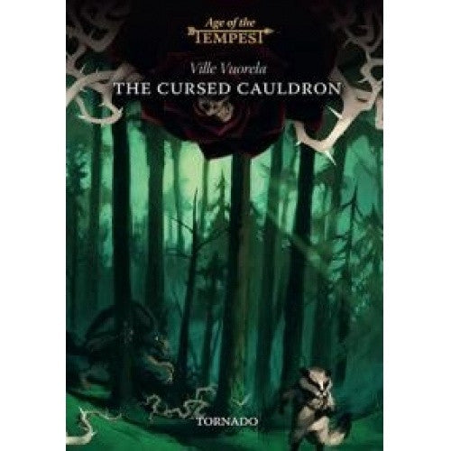 Buy Age of the Tempest - The Cursed Cauldron and more Great RPG Products at 401 Games