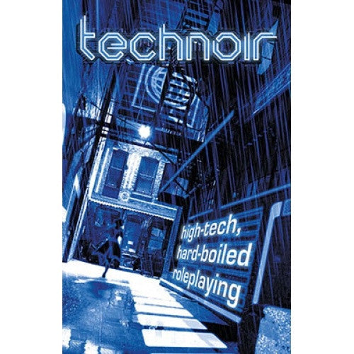 Technoir - Core Rulebook - 401 Games