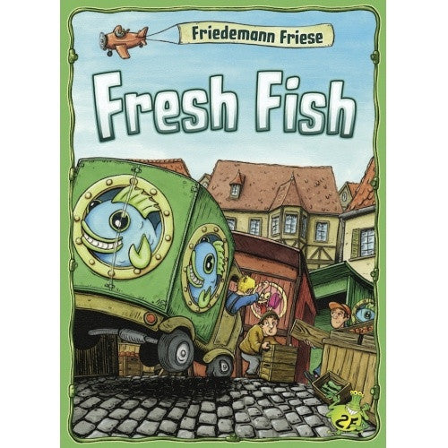 Fresh Fish - 401 Games
