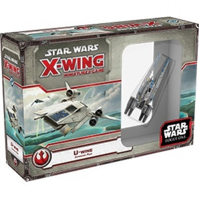 Buy X-Wing - Star Wars Miniature Game - U-Wing and more Great Board Games Products at 401 Games
