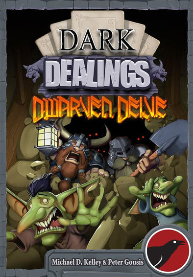 Dark Dealings: Dwarven Delve available at 401 Games Canada