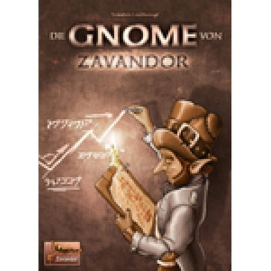 Buy Gnomes of Zavandor (no restock) and more Great Board Games Products at 401 Games