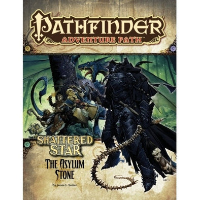 Pathfinder - Adventure Path - #63: The Asylum Stone (Shattered Star 3 of 6) available at 401 Games Canada