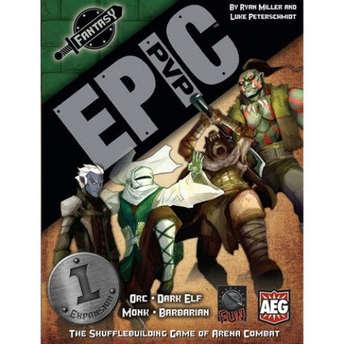 Epic PVP - Expansion 1 - 401 Games