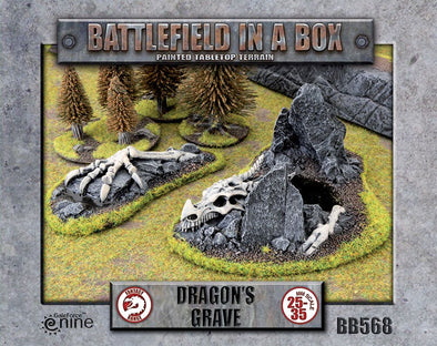 Battlefield in a Box - Dragon's Grave available at 401 Games Canada