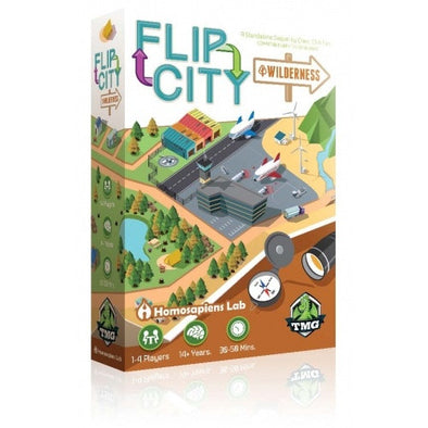 Flip City - Wilderness - 401 Games
