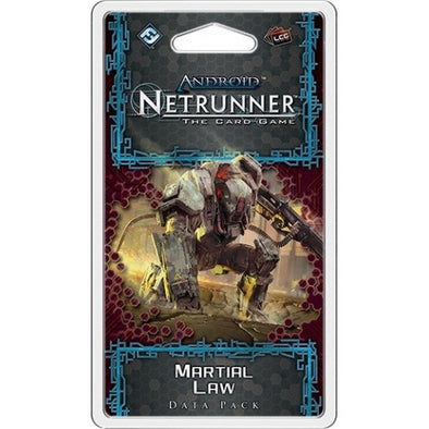 Android: Netrunner LCG - Martial Law - 401 Games