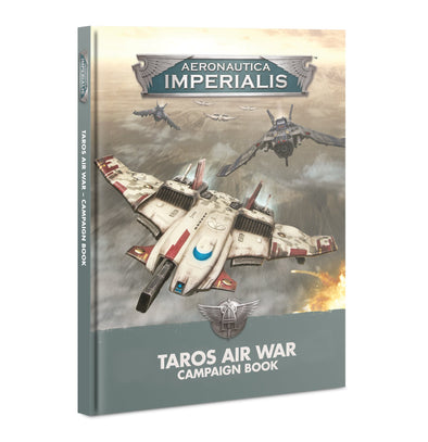 Aeronautica Imperialis - Taros Air War - Campaign Book available at 401 Games Canada