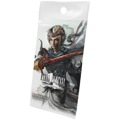 Final Fantasy TCG - Opus 6 Booster Pack - 401 Games