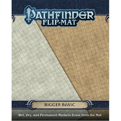 Buy Pathfinder - Flip Mat - Bigger Basic and more Great RPG Products at 401 Games