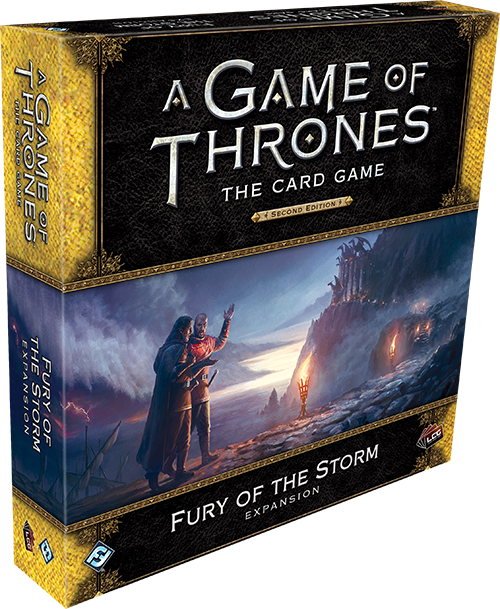 SEALED A GAME OF THRONES THE CARD GAME LCG KINGS OF THE SEA EXPANSION