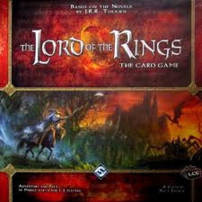 Lord of the Rings - The Card Game available at 401 Games Canada