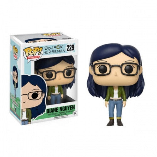 Buy Pop! Bojack Horseman - Diane Nguyen and more Great Funko & POP! Products at 401 Games
